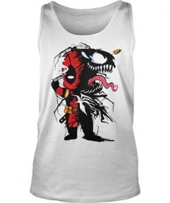 Deadpool Venom Tank Top DB