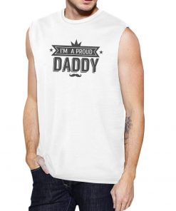 I'M A Proud Daddy Men's Tank Top DB