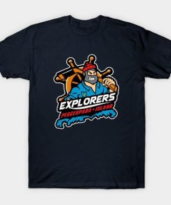 Island Explorers T-Shirt DB