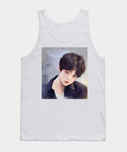 Jungkook Tear Tank Top DB