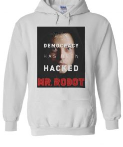 Mr. Robot Elliot TV Series Rami Weed Hoodie DB