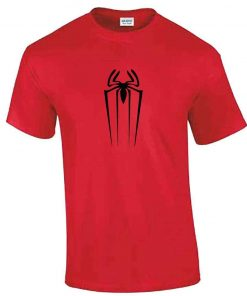 The Amazing Spiderman Red TShirt DB