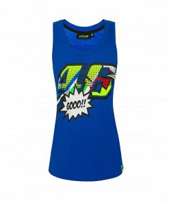 VR46 Woman Tanktop DB