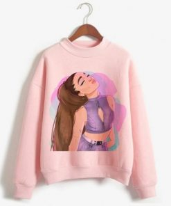 Ariana Grande Thank U Next Sweatshirt DB