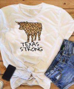Texas strong T Shirt DB