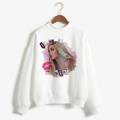 Thank You Next Ariana Sweatshirt DB