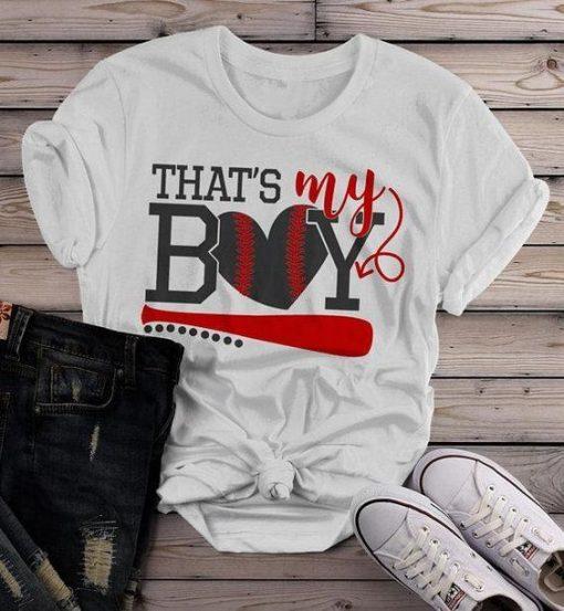 Thats my boy T Shirt DB