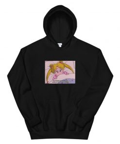 Adult Sailor Usagi Moon- Anime- Hoodie DB