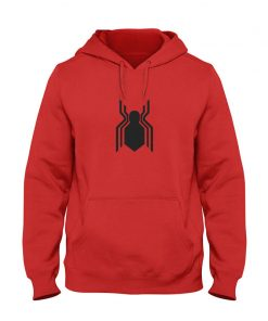 Official Spiderman Logo Hoodie DB