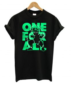 One For All My Hero T shirt DB