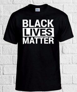 Black Lives Matter Cool Funny T Shirt DB