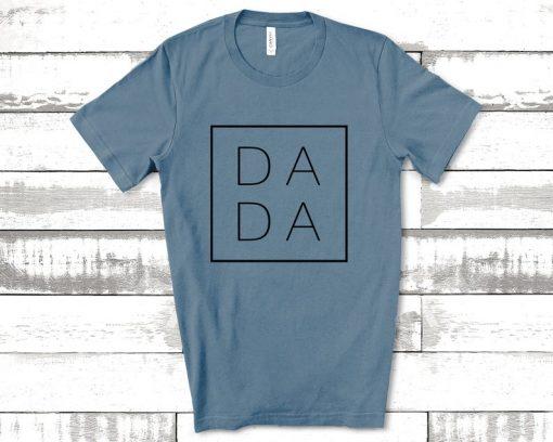 Dada Shirt,Dad Shirts,Dadlife Shirt,Dad Life Shirt, Shirts for Dads, Fathers Day Gift, Trendy Dad T-Shirts, Cool Dad Shirts, Shirts for Dads T-Shirt DB
