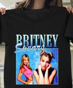 Britney Spears Shirt ERT