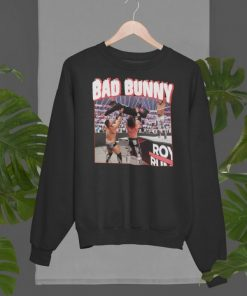 Bad Bunny Wrestling Sweatshirt