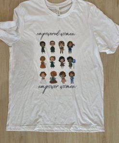 Empowered Women t shirt