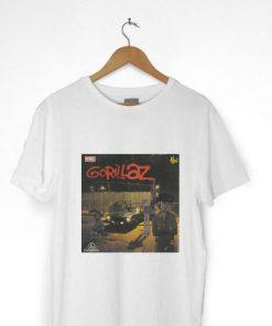 Gorillaz Band T shirt