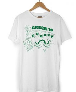 Green is Groovy T-Shirt
