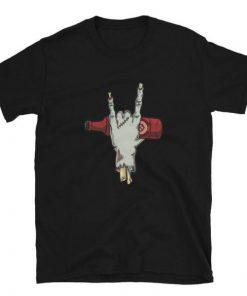 Zombies Juggernog Soda Bottle T-Shirt
