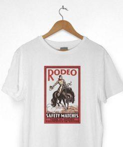Vintage Japanese Rodeo Tshirt