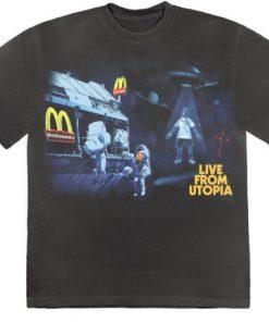 Travis Scott McDonald's T-Shirt
