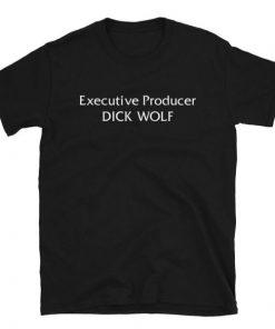 Executive Producer Dick Wolf Short-Sleeve Unisex T-Shirt